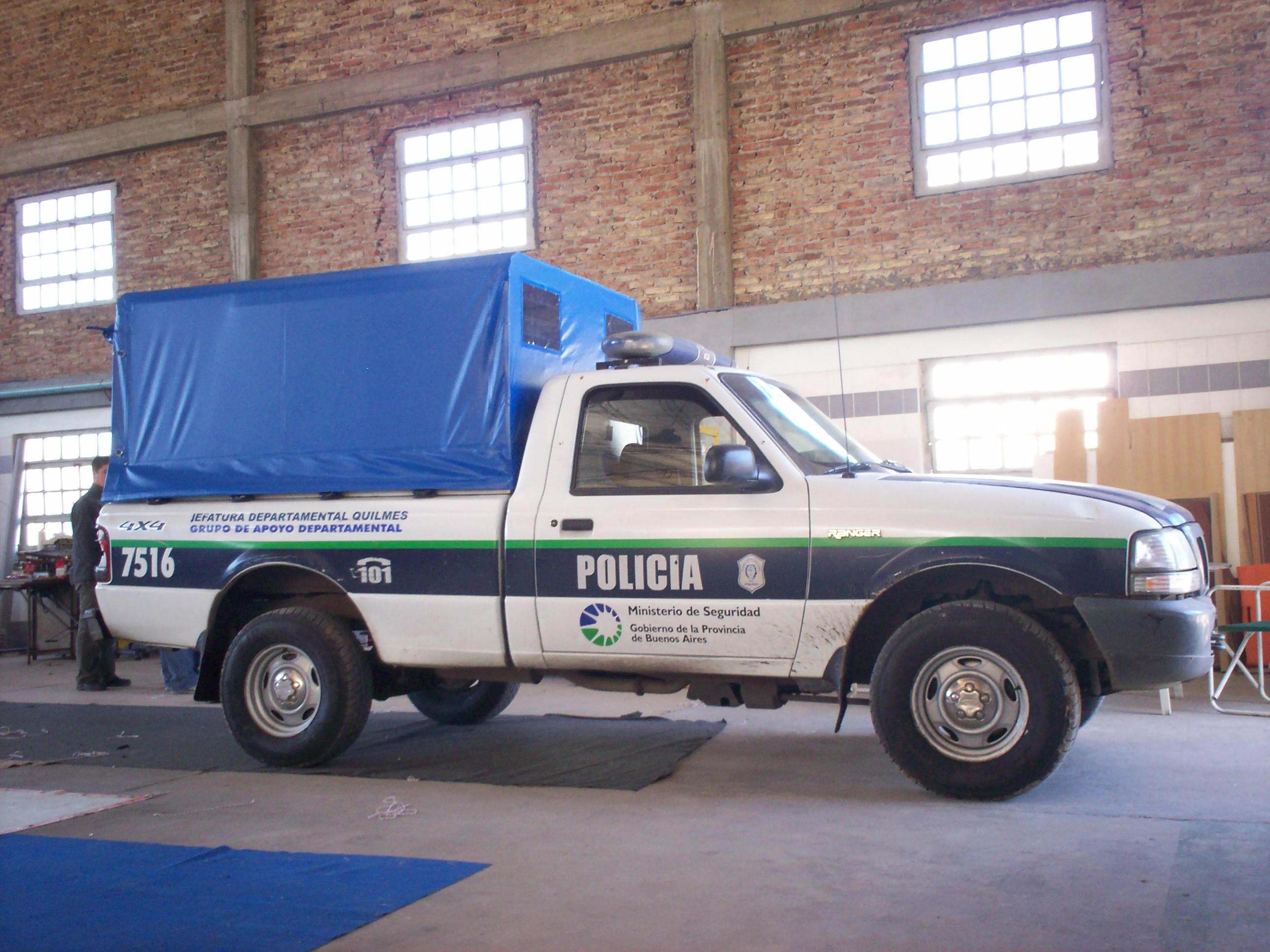 POLICIA DE QUILMES
