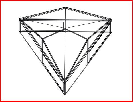 Módulo VIP Triangular 10M